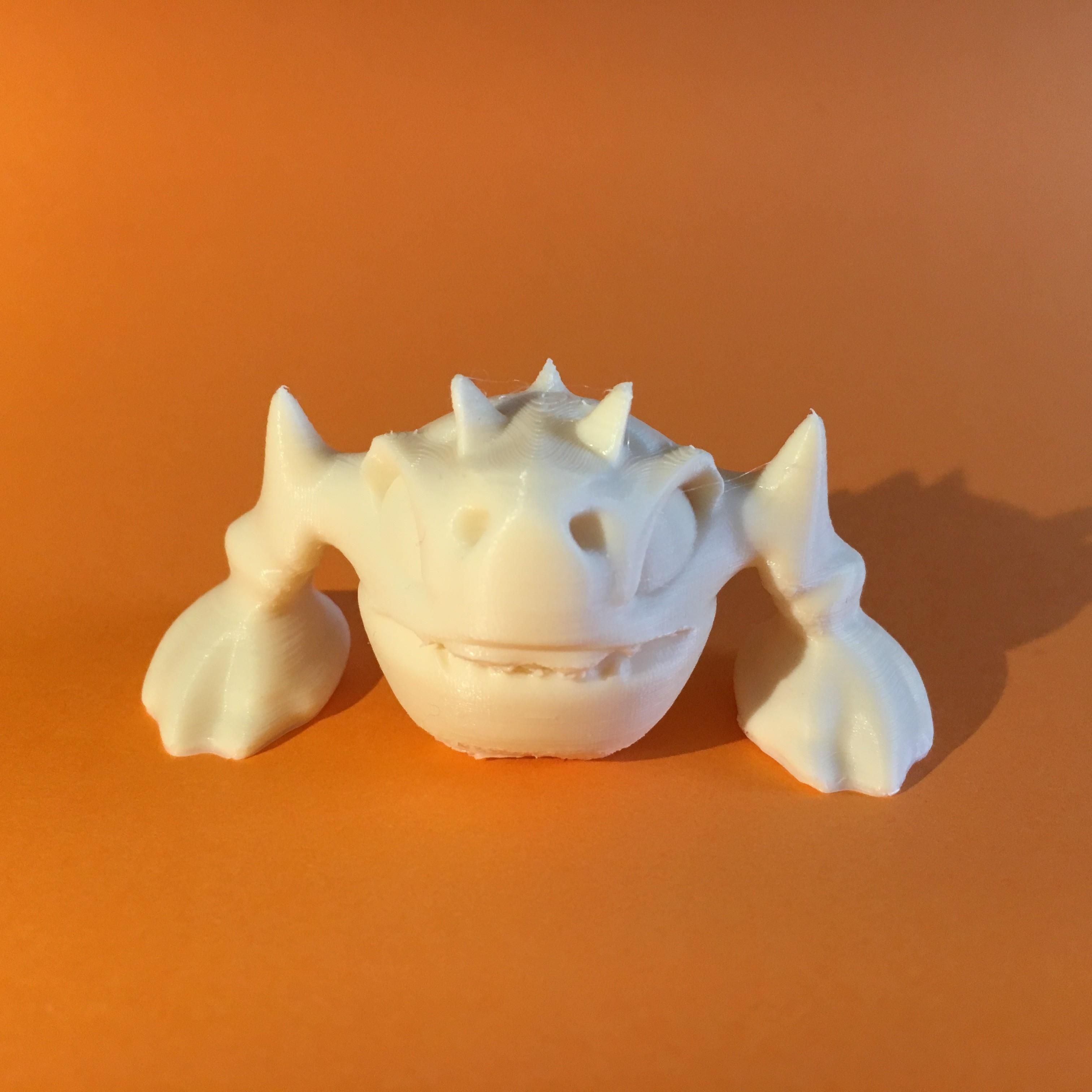IMG_3333.JPG Download free STL file D0R0 • 3D printer design, Stenoxp