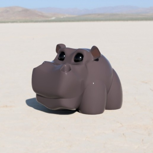 Download free 3D printing templates Hyppo, Stenoxp