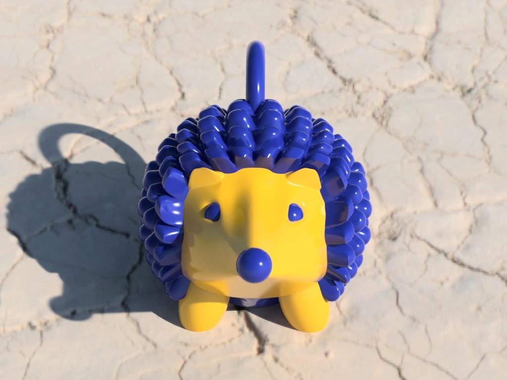 riccio_piccolo_2018-Feb-08_04-42-54AM-000_CustomizedView2144792114_jpg.jpg Download STL file hedgehog  • Object to 3D print, Stenoxp