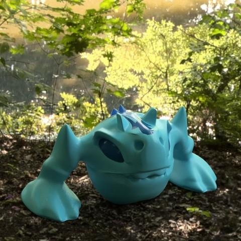 Free D0R0 3D model, Stenoxp