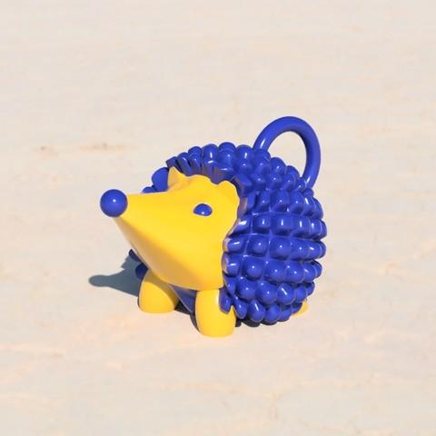 STL hedgehog , Stenoxp