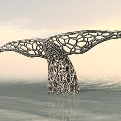 Impresiones 3D Ballena, FranckMinodier