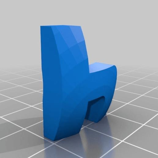 higgshh.png Télécharger fichier STL gratuit Modèle standard super-symétrique minimal bosons de Higgs • Objet imprimable en 3D, Mostlydecaf