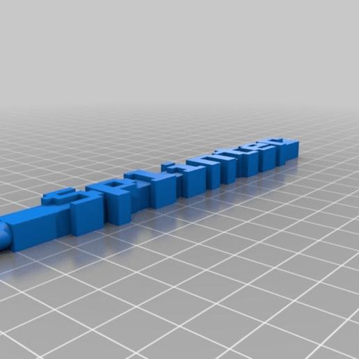 Download free 3D printer designs Splinter Team75 robot pen, Mostlydecaf