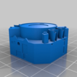 Download free STL file Chandra X-Ray Observatory • 3D print template, Mostlydecaf