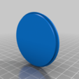 uboone15endcap.png Download free STL file Mini-MicroBooNE detector • 3D printable template, Mostlydecaf