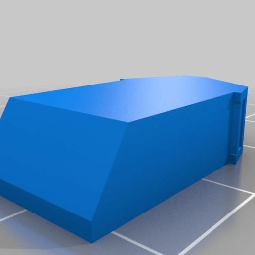 chandratop.png Télécharger fichier STL gratuit Observatoire de rayons X de Chandra • Objet pour impression 3D, Mostlydecaf