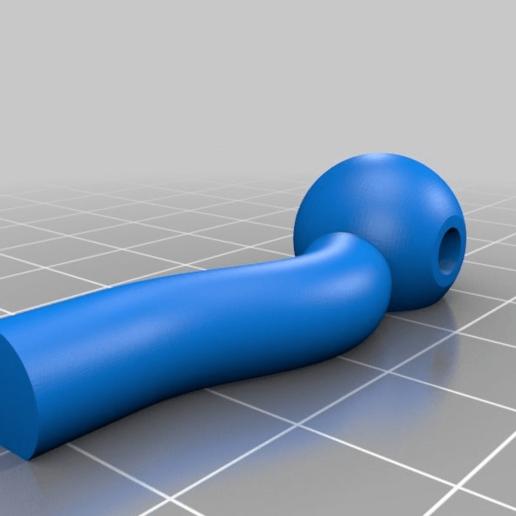 left_arm.png Télécharger fichier STL gratuit Modèle standard super-symétrique minimal bosons de Higgs • Objet imprimable en 3D, Mostlydecaf