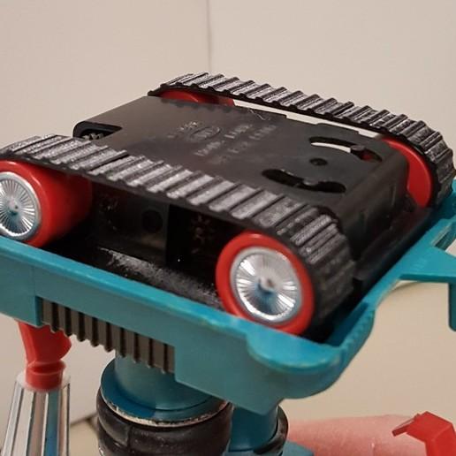 Télécharger fichier STL gratuit Bande de roulement de ceinture à zéro • Modèle pour impression 3D, Mostlydecaf