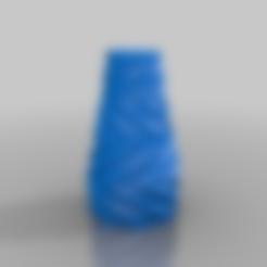 Download free 3D printer files vase1, Mostlydecaf