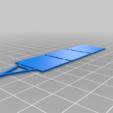 chandrapanel.png Télécharger fichier STL gratuit Observatoire de rayons X de Chandra • Objet pour impression 3D, Mostlydecaf