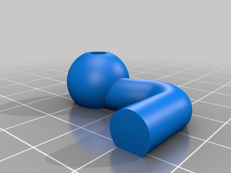right_arm.png Télécharger fichier STL gratuit Modèle standard super-symétrique minimal bosons de Higgs • Objet imprimable en 3D, Mostlydecaf