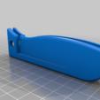Télécharger fichier STL gratuit Couteau à retourner avec verrouillage du cadre • Design à imprimer en 3D, motherfucker
