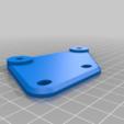 snowboard_bottle_cage_adapter.png Télécharger fichier STL gratuit Adaptateur pour porte-bouteille de snowboard • Design pour imprimante 3D, motherfucker