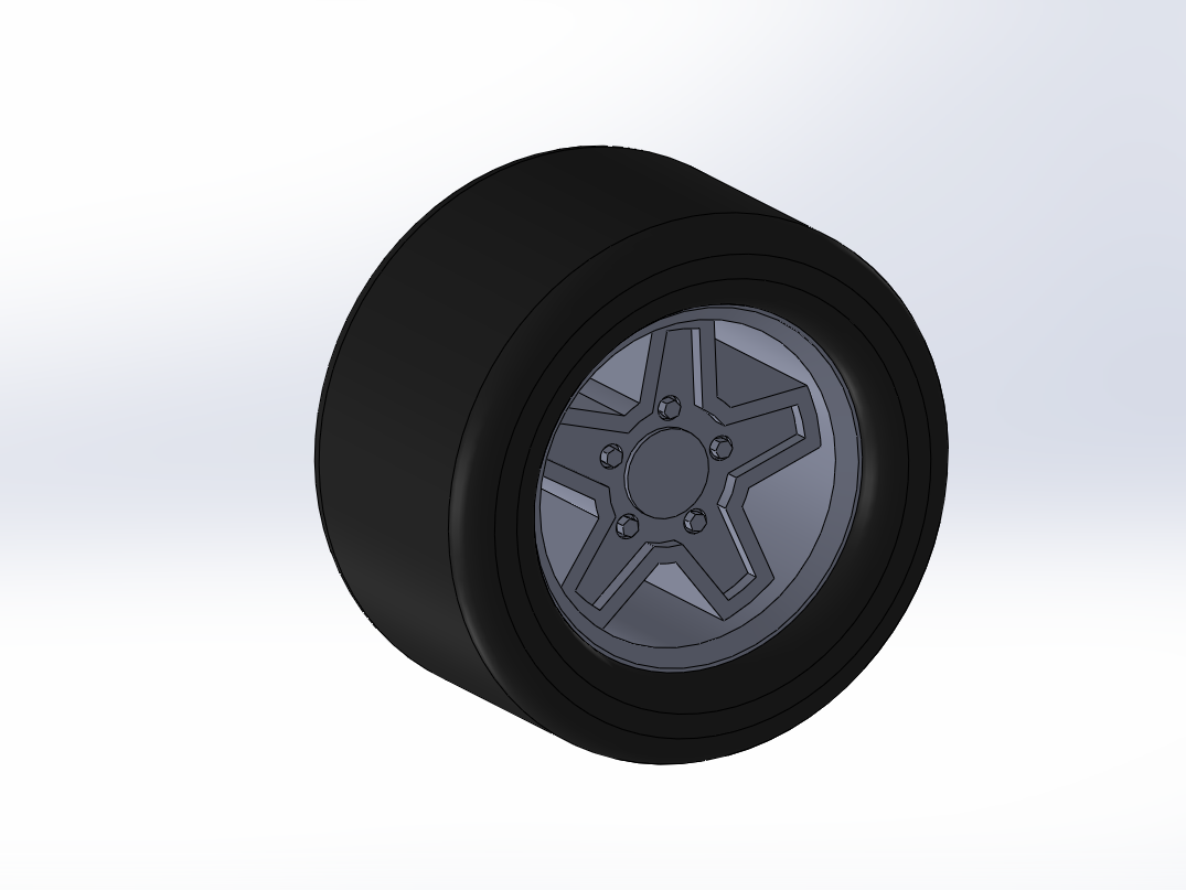 Ruedas Turismo de Carretera.png Download STL file TC Rupdate • 3D printable design, Nairda