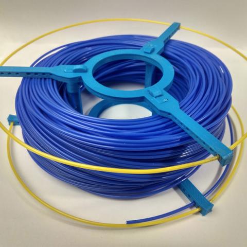 Capture d'écran 2018-04-18 à 11.56.37.png Download free STL file Little Master Spool remix for Plexiwire 100 meters • 3D printer model, Az3Dip