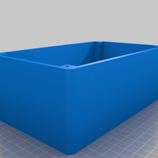 Download free 3D printing templates Project box, nicholas23