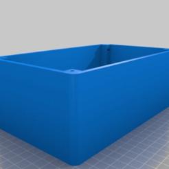 Télécharger objet 3D gratuit Boîte à projets, nicholas23