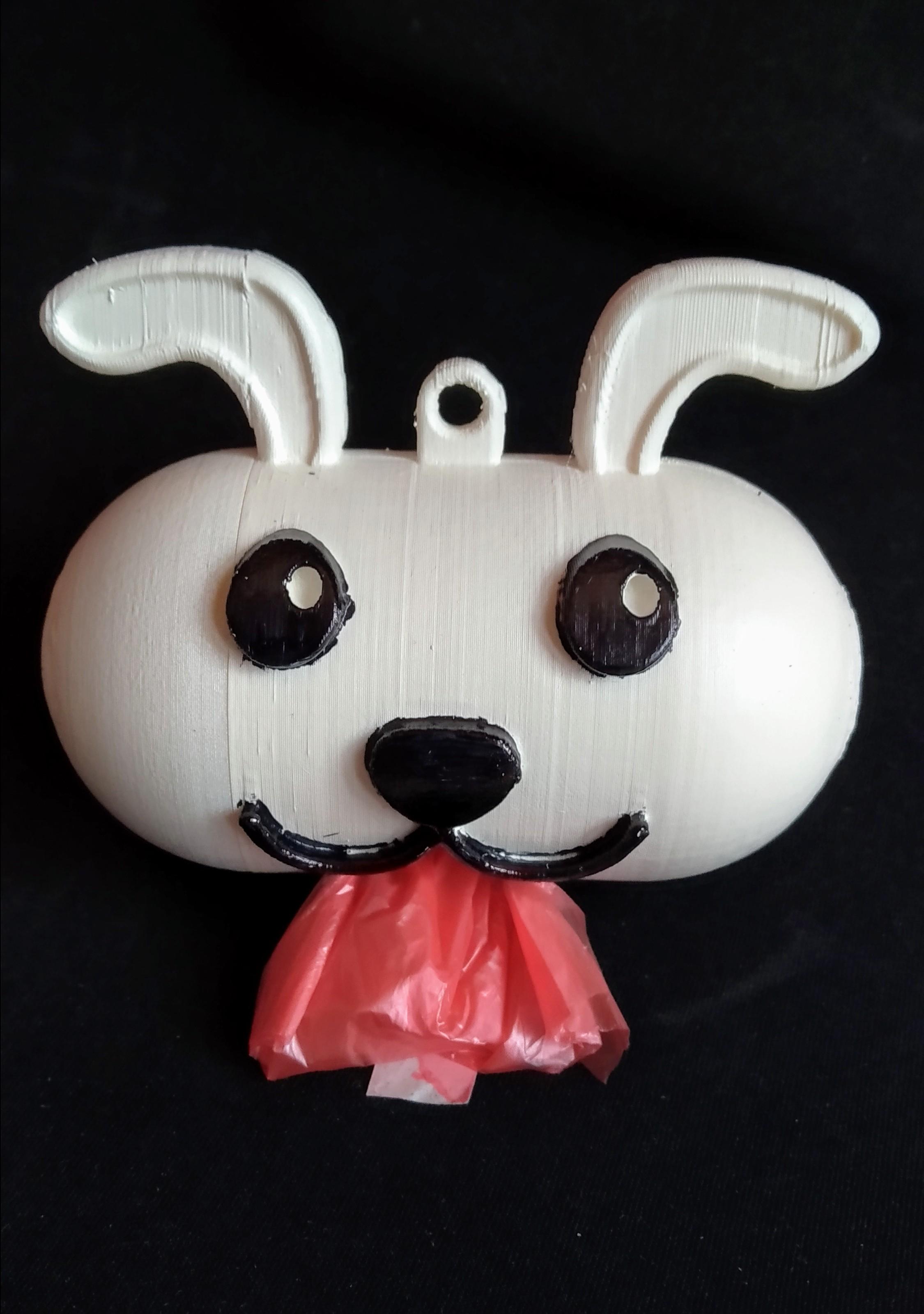 IMG_20191117_130538.jpg Télécharger fichier STL gratuit Porte sac pour déjection canine • Modèle pour imprimante 3D, Ted3D