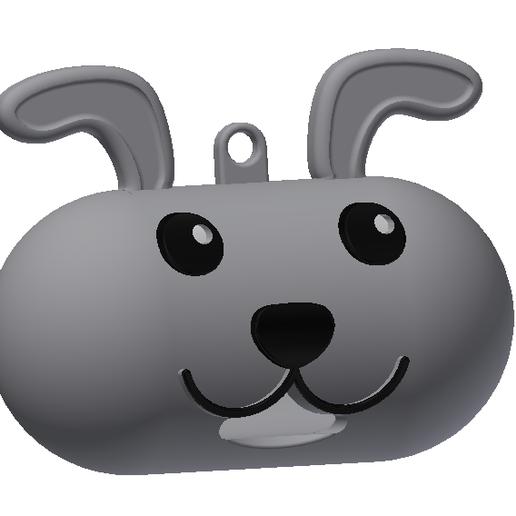 Capture.PNG Télécharger fichier STL gratuit Porte sac pour déjection canine • Modèle pour imprimante 3D, Ted3D