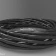twisted fibres.jpg Download STL file twisted fibres • Object to 3D print, kasraoui