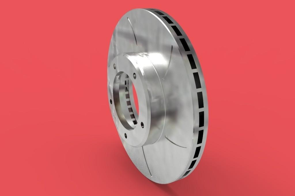 Disc brake.jpg Download STL file Disc brake • 3D printer object, kasraoui