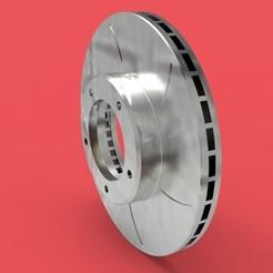 Télécharger fichier 3D Frein à disque, kasraoui