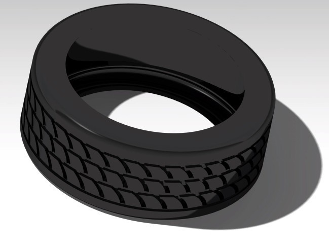 tyre.jpg Download STL file tire ( tyre ) 3d model for printing • 3D print object, kasraoui