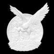 Free 3D print files Stork wall art 3d stl models for artcam and aspire, Isu45-3dmodels