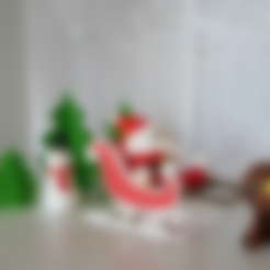 Free 3D printer files Christmas toys ready to go!, Tacol