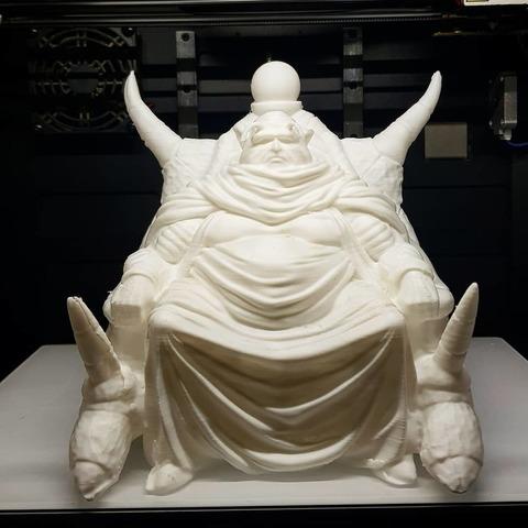 3D printing model Saichoro or the great patriarch, JoseManuelLopez