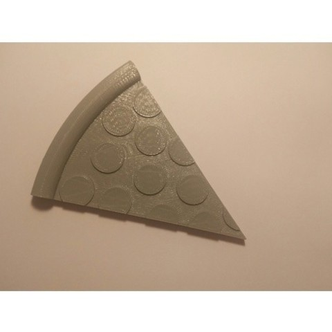 79859428e3f4da2c13df0940765b2176_preview_featured.jpeg Download STL file Simple Pizza • 3D printer object, jaewon