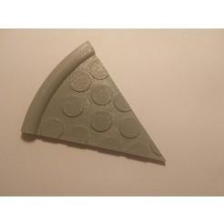 Modelos 3D gratis Pizza simple, jaewon