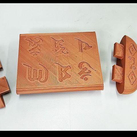 nEO_IMG_IMG20170518134711.jpg Download free STL file Prayer wheel (With frame) • 3D printing template, NickChung