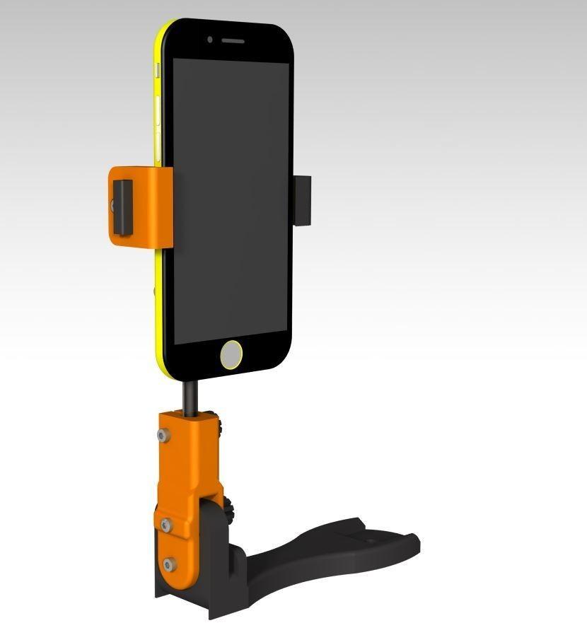 3.JPG Download STL file steadicam Smartphone Mount • 3D printer template, NedalLive