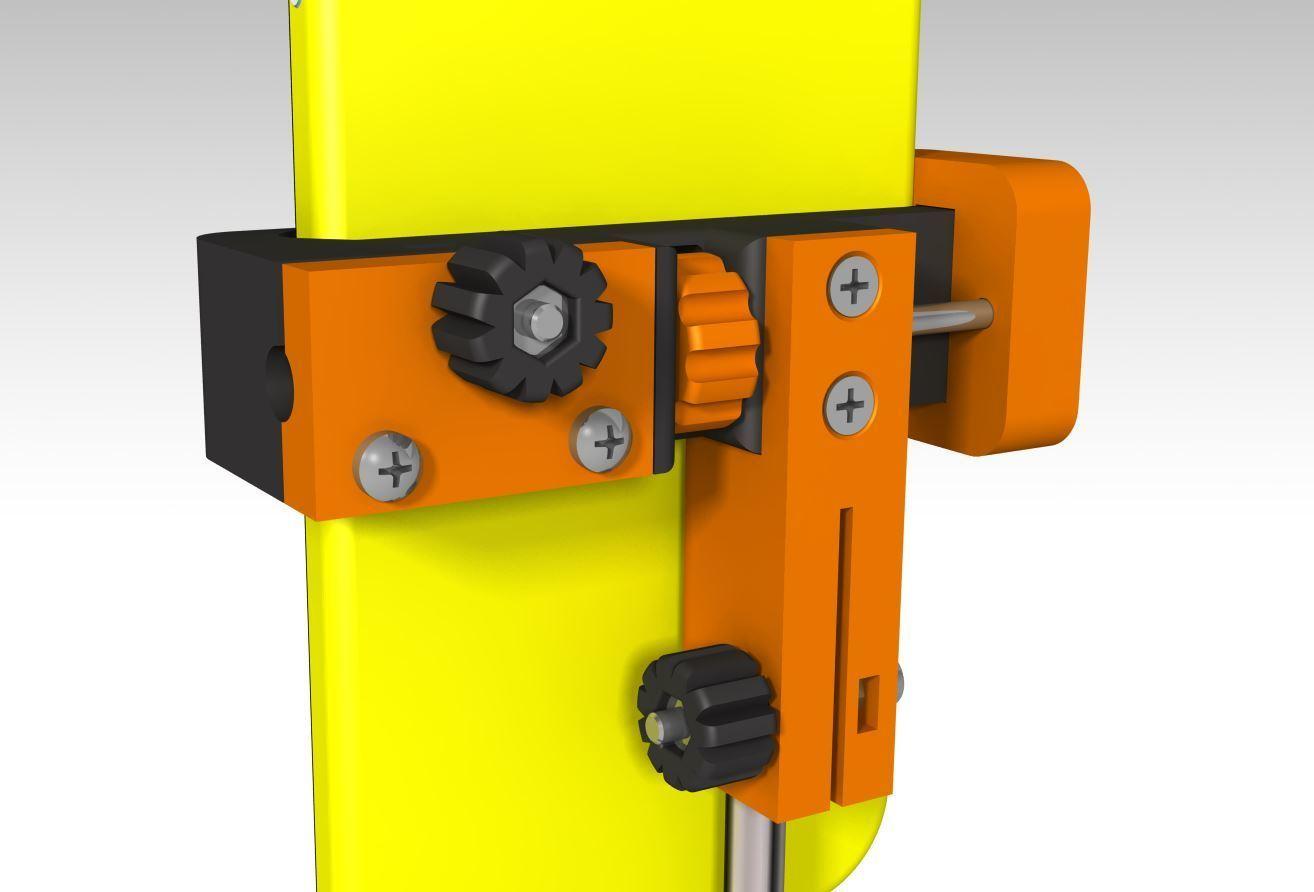 2.JPG Download STL file steadicam Smartphone Mount • 3D printer template, NedalLive