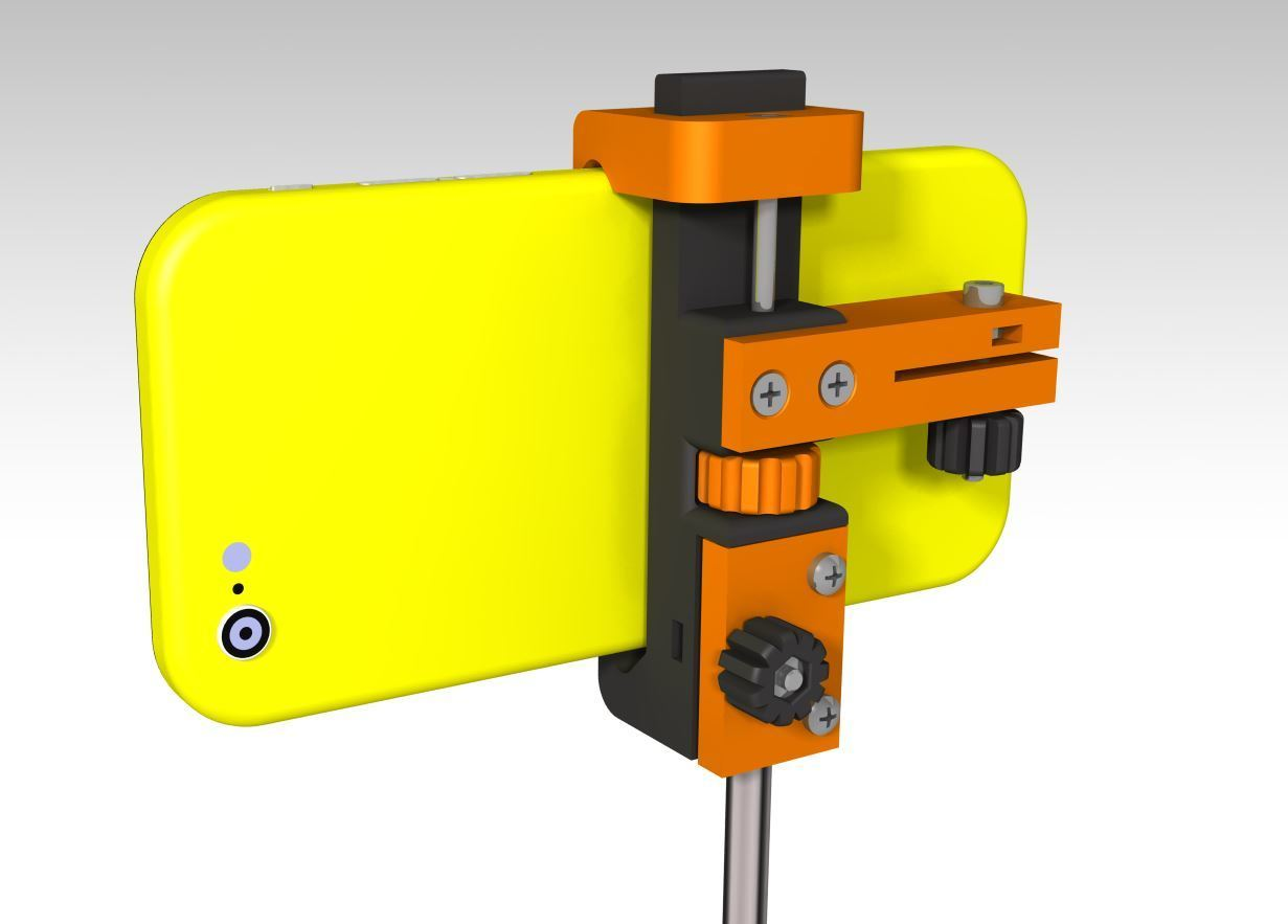 22.JPG Download STL file steadicam Smartphone Mount • 3D printer template, NedalLive