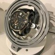 Fichier STL Gyro Winder / Watch Winder / Remontoir Montre, NedalLive
