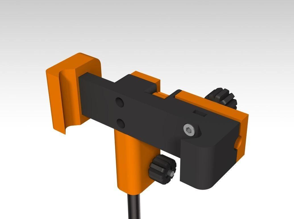 4.JPG Download STL file steadicam Smartphone Mount • 3D printer template, NedalLive