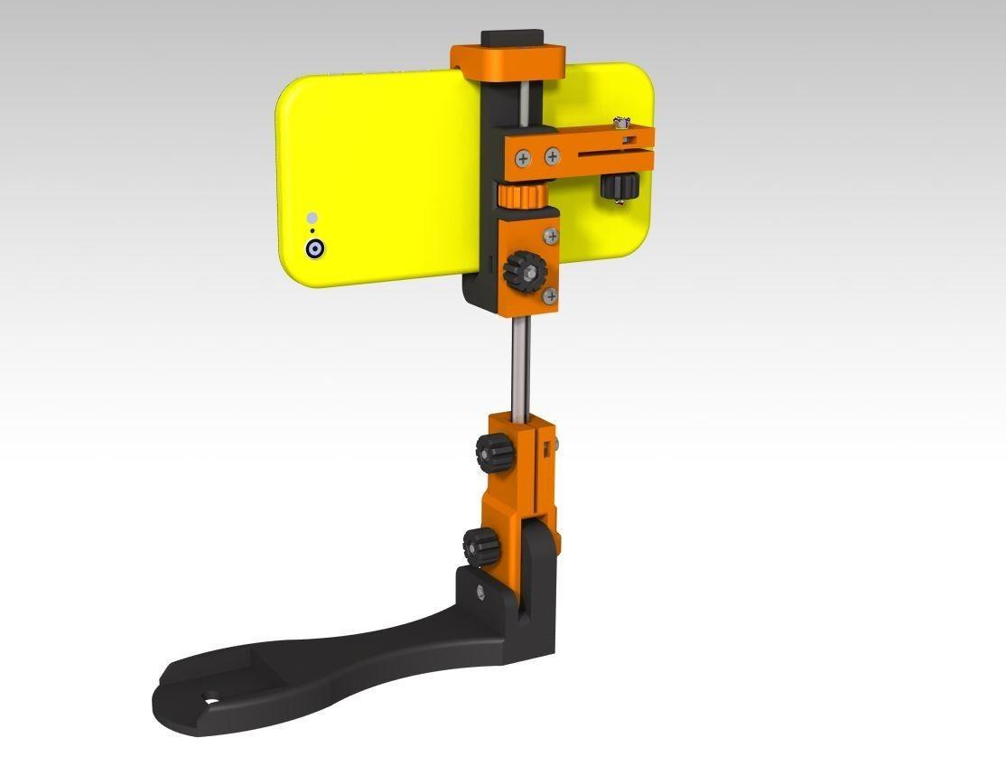 11.JPG Download STL file steadicam Smartphone Mount • 3D printer template, NedalLive