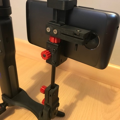IMG_0978.jpg Download STL file steadicam Smartphone Mount • 3D printer template, NedalLive