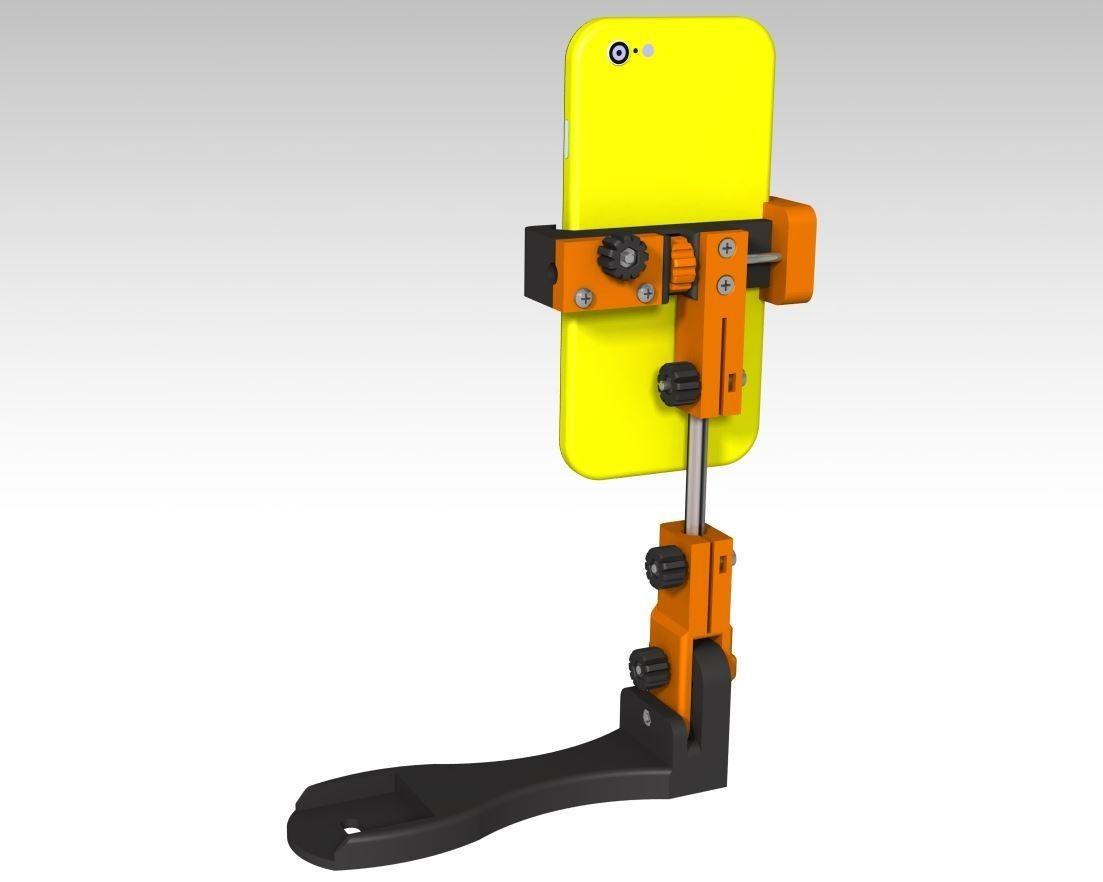 1.JPG Download STL file steadicam Smartphone Mount • 3D printer template, NedalLive