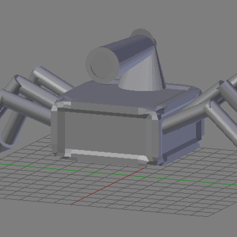 Download free 3D print files Spider Box, dbsys