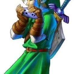 STL file Zelda Link Ears, xpholx