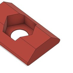 Download free 3D model Simplex 2020 Profile M4 T-Nut, hirez