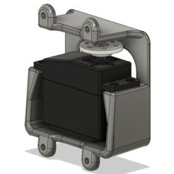 Case_2.png Download free STL file RC Plane - Aileron Servo Tray • 3D printing design, hirez