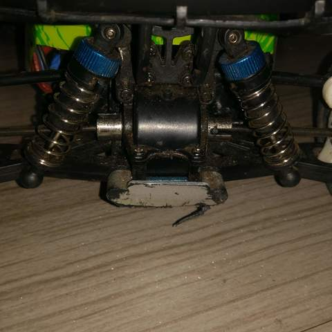 IMG_20180924_221218.jpg Download STL file Wltoys A959B rear wheel hub reinforced • 3D printer template, Tiago5
