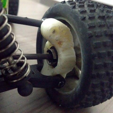 IMG_20180924_221210.jpg Download STL file Wltoys A959B rear wheel hub reinforced • 3D printer template, Tiago5