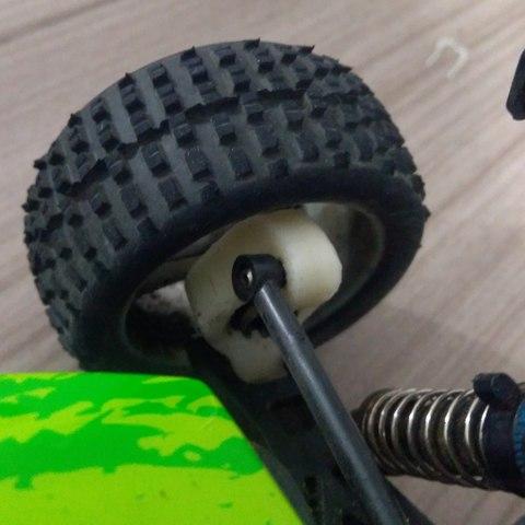 IMG_20180924_221150.jpg Download STL file Wltoys A959B rear wheel hub reinforced • 3D printer template, Tiago5