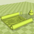 Free 3D file Town Portal Scroll [Dota 2], Fjori